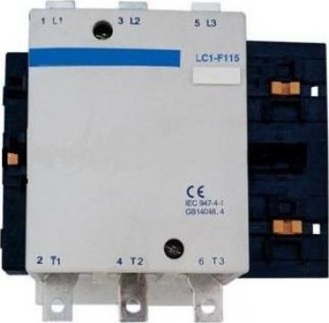 Contactor Telemecanique LC1 F115 de la Long Life Srl
