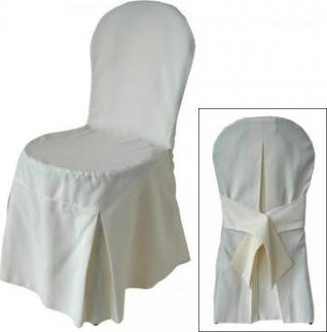 Husa scaun esarafa fete de masa, naproane, capac masa de la Johnny Srl.