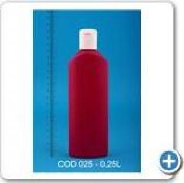 Sticla plastic la 0,25 l -025 de la Vanmar Impex Srl