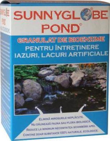 Solutie tratare iazuri Sunnyglobe Pond