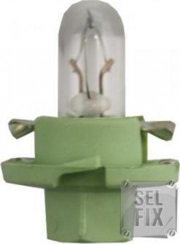 Bec bord soclu plastic 2w de la Alex & Bea Auto Group Srl