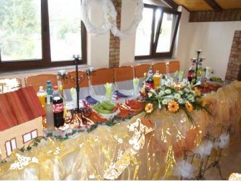 Decor sala nunti de la Midenis Mixt