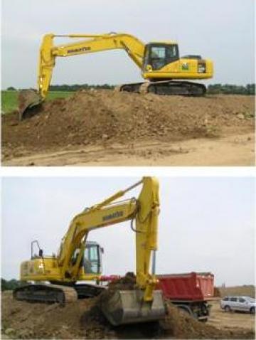 Excavatii de la RSN Transport