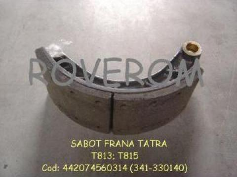 Sabot frana Tatra T813; T815