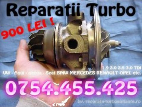 Reparatii turbine Bucuresti de la Reparatii Turbosuflante