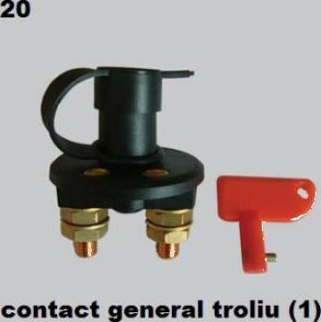 Contact general troliu auto 12-24V de la Trolii-auto.ro