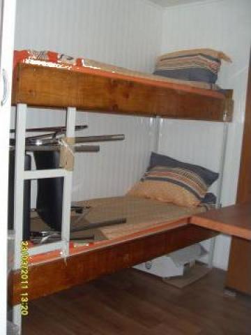 Container dormitor de la Autocomexim