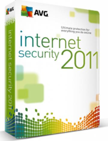 Antivirus AVG Internet Security de la Mtmark Grup Srl