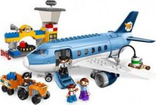 Joc Aeroportul Lego Duplo de la Orioncore Group Srl