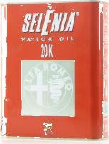 Ulei motor Selenia 20k Alfa Romeo 10w40 2 l de la Alex & Bea Auto Group Srl