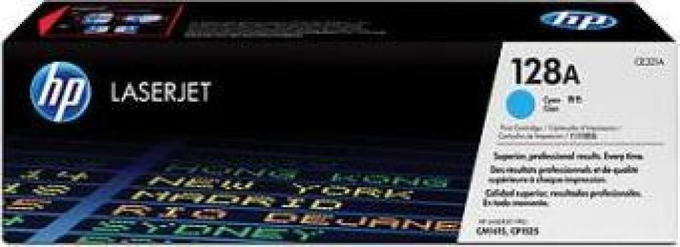Cartus Imprimanta Laser Original HP CE321A