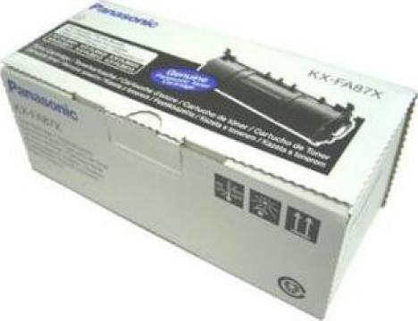 Cartus Imprimanta Laser Original Panasonic KX-FA87X de la Green Toner
