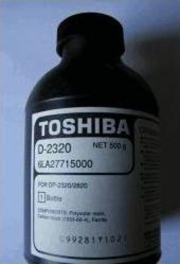 Developer copiator original Toshiba D-2320 de la Green Toner