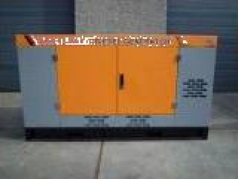 Generator de curent diesel de la Mecano Construct Srl