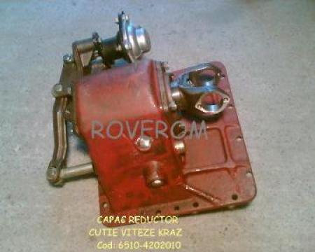 Capac asamblat reductor cutie viteze Kraz de la Roverom Srl
