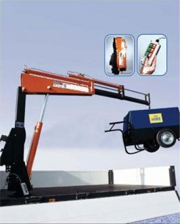 Macarale auto hidraulice usoare sarcina pana la 2000 kg de la Modul-Stor Hungary Kft.