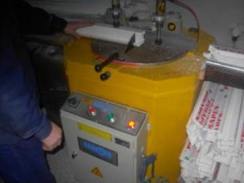 Utilaje productie tamplarie PVC de la Sc Zarom Design Srl