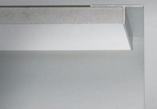 Profil decor Profilitec Plano PS130 - efect tavan plutitor