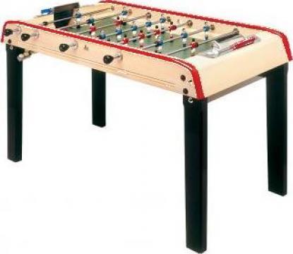 Masa de fotbal Bonzini pentru persoane cu handicap locomotor de la Fusbal Company