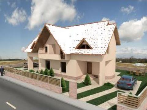 Casa duplex 4 camere Floresti de la Mobitim Imobile