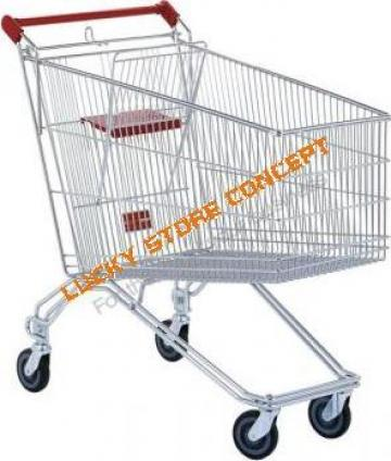 Carucioare Supermarket de la Lucky Store Solution SRL