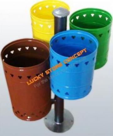 Cos gunoi de la Lucky Store Solution SRL