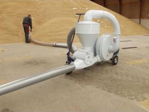 Transportor pneumatic cereale Kongskilde, alimentare 380V