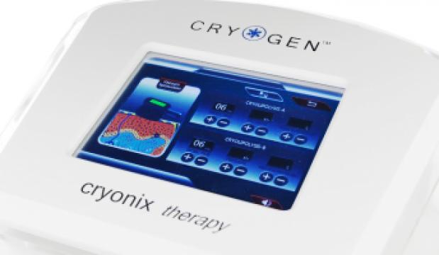 Aparat Criolipoliza si laser soft pentru slabire Cryogen de la Sud Sudvrwe SRL