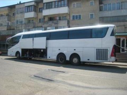 Bilete autocar Italia de la Yani Travel SRL