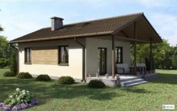 Case la cheie lemn sau zidarie targoviste bestproiect for Case din lemn pret 5000 euro