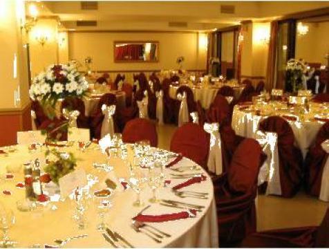 Amenajari sala nunta de la Sabine Decor Shop Srl-d