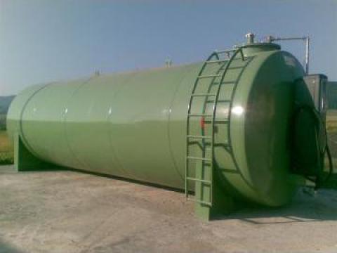 Rezervor motorina dublu perete 25000 litri de la Simba's Group Srl