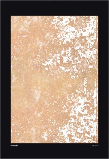 Vopsea decorativa - Ganada 5 l de la De Arte Paints Collection Srl.