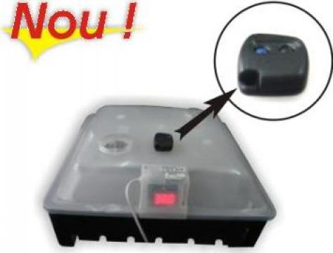 Incubator de oua IO-1P-TE cu telecomanda de la Baza Tehnica Alfa Srl