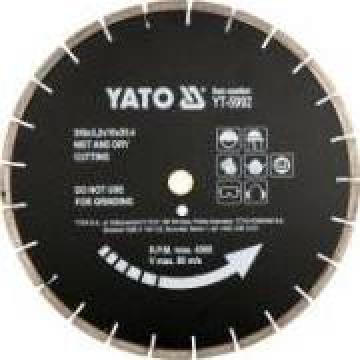 Disc diamantat taiere asfalt 300 mm de la Teom Tech Srl
