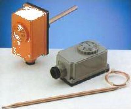 Termostat contact IMIT cu imersie TC 2 - 0/90 grd C de la Ecoflam Srl