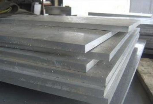 Tabla aluminiu - duraluminiu 10x1500x3000 mm, 5754, AlMg3