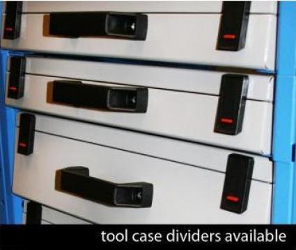 Dulap metalic pentru serviete si cutii scule unelte de la Modul-Stor Hungary Kft.