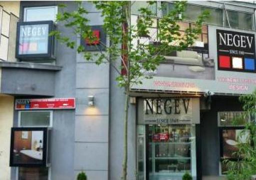 Gresie, faianta portelanata in masa Novo de la Negev Romania
