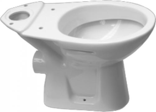 Vas toaleta WC Simplu Neo Roca DB (Evac Laterala) de la Baza Tehnica Alfa Srl