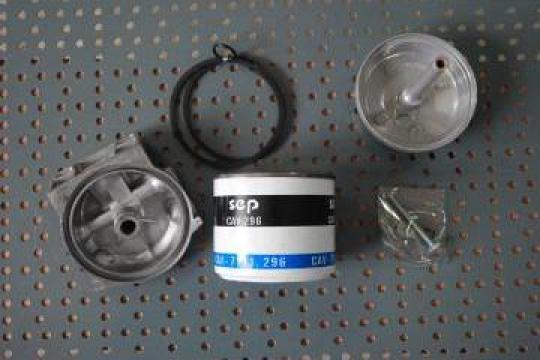 Baterie filtru motorina simpla