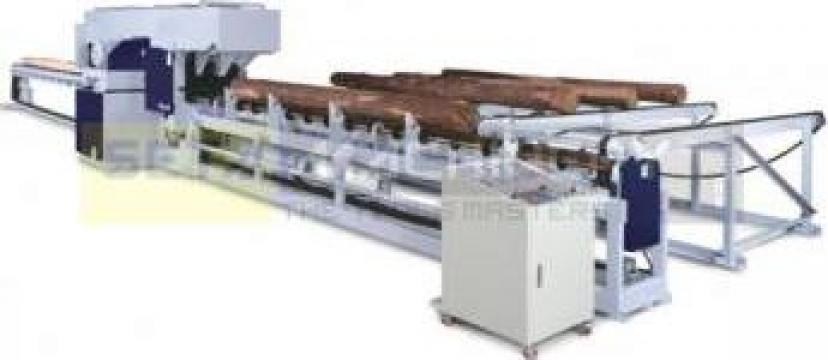 Circular multilama pentru bustean de la Seta Machinery Supplier Srl