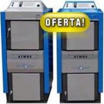 Cazan gazeificare Atmos DC25S de la Novacom Instal Solution Srl