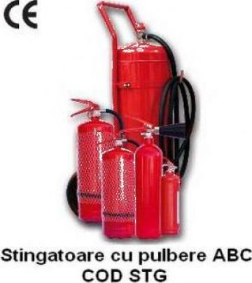 Stingator de incendii P6 ABC de la Katanca Srl
