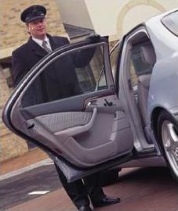 Inchirieri masini cu sofer de la Auto&Stil Rent A Car Romania