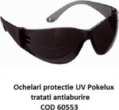 Ochelari protectie antiaburire si UV 60553