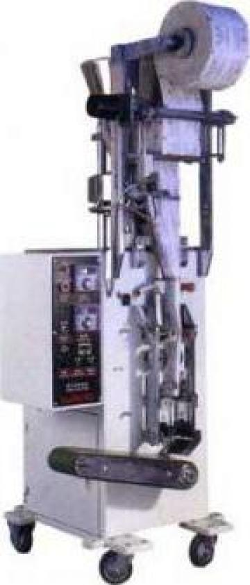 Instalatie automata de ambalat produse prafoase nelipicioase
