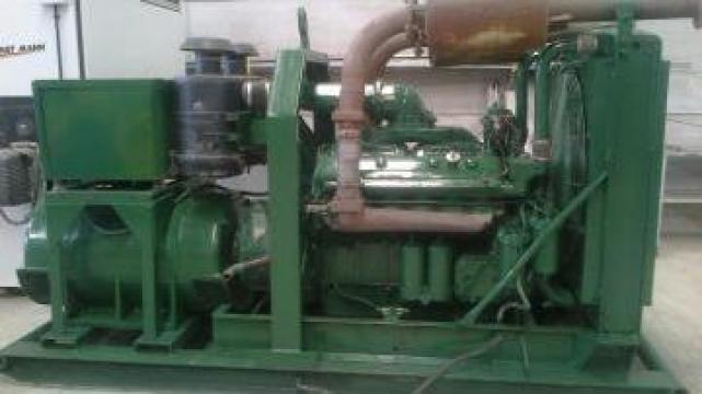 Generator curent electric (diesel) de la Martconstruct