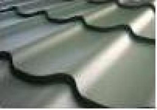 Tigla metalica matt de la Blitz Profil Srl