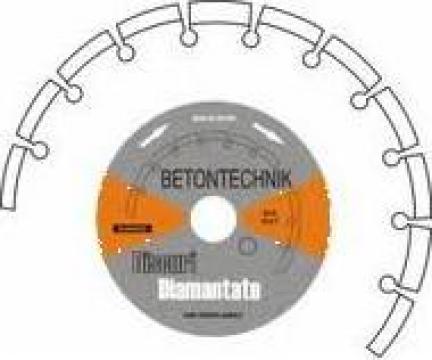 Disc diamantat pentru asfaltAS19/350 de la Baza Tehnica Alfa Srl